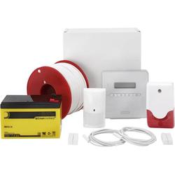 ABUS AZ4298 Terxon SX Alarmanlagen-Sets Alarmzonen 8x Drahtgebunden, 1x Sabotagezone