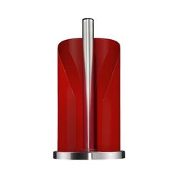 WESCO Küchenrollenhalter Edelstahl Küchenrollenhalter rot