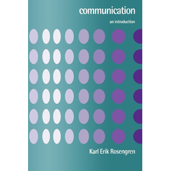 Communication als Taschenbuch von Karl Erik Rosengren