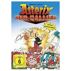 Asterix der Gallier - DVD  Filme
