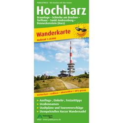 Hochharz Braunlage - Schierke - Torfhaus - St. Andreasberg - Benneckenstein