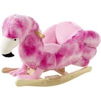 HEUNEC Heunec® Schaukeltier Flamingo, FSC®-Holz aus gewissenhaft bewirtschafteten Wäldern