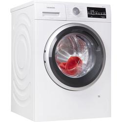 SIEMENS Waschmaschine WM14US70, iQ500, WM14US70 C (A bis G) weiß Waschmaschinen Haushaltsgeräte