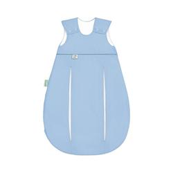 Odenwälder Babyschlafsack primaklima Jersey-Schlafsack, light silver blau 130