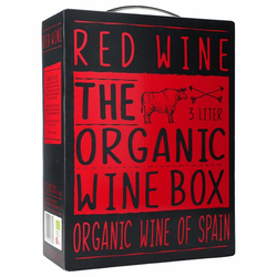 The Organic Wine Box Red 3 ltr.