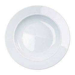 Suppenteller ALICE, Durchmesser: 22 cm, uni weiß, Henneberg