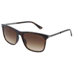 Police Sonnenbrille SPLA56 braun