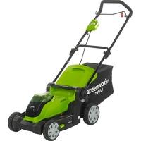 Greenworks G-MAX 40V inkl. 1 x 4,0 Ah