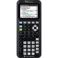 Texas Instruments TI-84 Plus CE-T Python Edition Grafikrechner Schwarz