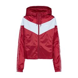 Nike Sportswear Damen Jacke weiß / rot