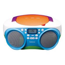 Lenco SCD-41 Tragbarer CD-Player