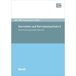 Korrosion und Korrosionsschutz 2 als Buch von