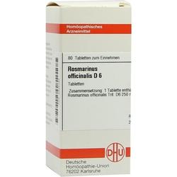 ROSMARINUS OFF D 6