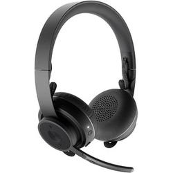 Logitech Zone Wireless Wireless-Headset schwarz