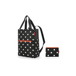 REISENTHEL® Cityrucksack Handtasche Rucksack 2 in 1 Mini Maxi
