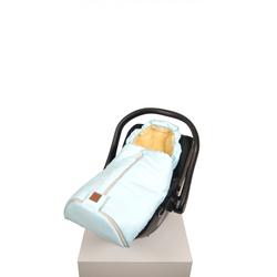 Kaiser Channy Lammfell Fußsack Babyschale