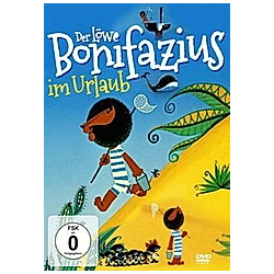 Der Löwe Bonifazius - Bonifazius im Urlaub - DVD  Filme