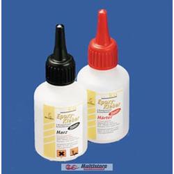 Krick Epoxi Rapid Kleber - 5 Minuten Epoxy-Kleber 100g Flasche / 80479