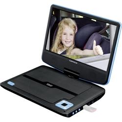 Lenco DVP-910 (DVD Player), Bluray + DVD Player, Blau, Schwarz