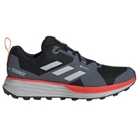 adidas Terrex Two GTX M core black/grey two/solar red 44