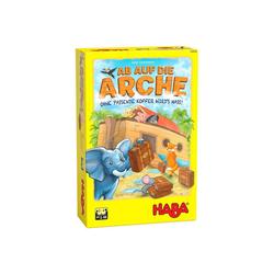 Haba Spiel, HABA 305838 Ab auf die Arche