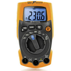 HT Instruments IRONMETER Hand-Multimeter digital CAT III 600V Anzeige (Counts): 4000