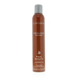 L'Anza Haarspray Healing Volume Final Effects