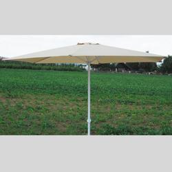 Marktschirm Sonnenschirm 300 cm beige Kurbel Gartenschirm Schirm Sonnenschutz