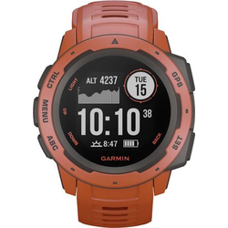 Garmin Instinct GPS-Sportuhr Hellrot
