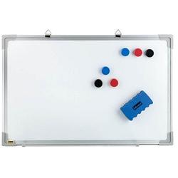 Idena Whiteboard 40,0 x 30,0 cm lackierter Stahl