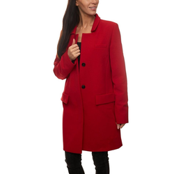 Fuchs Schmitt Winterjacke FUCHS & SCHMITT Mantel Freizeit-Jacke elegante Damen Winter-Jacke Business-Jacke Rot