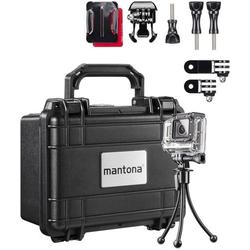 Mantona Kamerakoffer Innenmaß (B x H x T)=186 x 123 x 75mm