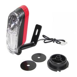 Trelock Fahrradbeleuchtung Haibike eHeadlight LED 60 Lux rot/schwarz