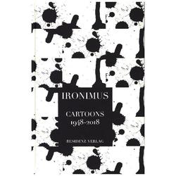 Cartoons 1948-2018 als Buch von Ironimus