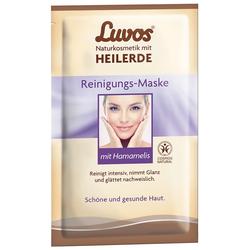 Luvos Naturkosmetik Masken Gesichtspflege