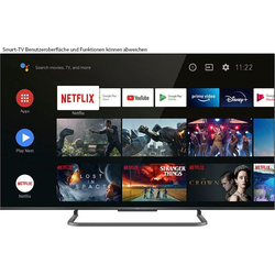 TCL 65P816 LED-Fernseher (164 cm/65 Zoll, 4K Ultra HD, Android TV, Smart-TV)