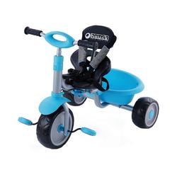 hauck TOYS FOR KIDS Dreirad Dreirad MiniTraxx-Explorer Deluxe, Melange Blue