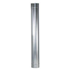 Ø 125 mm Lüftungsrohr Länge 100 cm