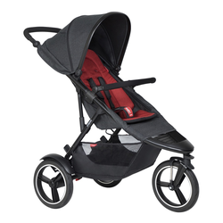 phil&teds dash V6 Kinderwagen ( 8 Farben ) Chilli