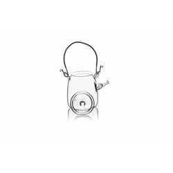 YEM HOME Teekanne FENG-SHUI 300ml Teekanne mit Glas Deckel