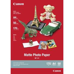 Canon Matte Photo Paper MP-101 7981A005 Fotopapier DIN A4 170 g/m² 50 Blatt Matt