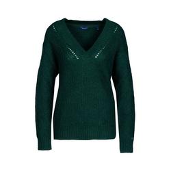 Gant V-Ausschnitt-Pullover D2. Wool Mohair V Neck S