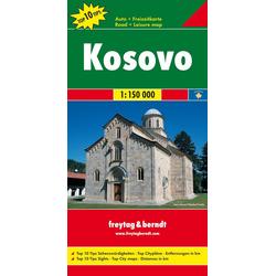 Kosovo 1 : 150 000