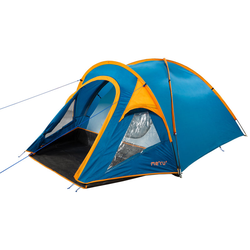 Meru Banff 3 - Campingzelt Blue/Orange