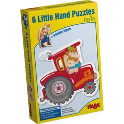 Haba 6 erste Puzzles – Bauernhof 003277