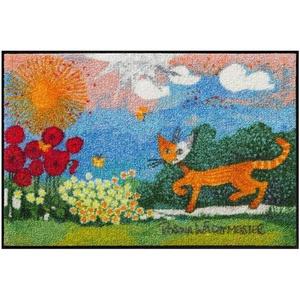 Fußmatte Rosina Wachtmeister Fußmatte Daisies 50x75 cm SLD0873-050x075, Salonloewe