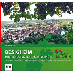 Besigheim als Buch von Dieter Schedy