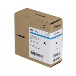 Canon Tinte PFI-310 C Cyan, 330 ml