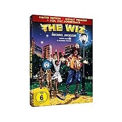 The Wiz (Mediabook) (Blu-ray+2CD OST)