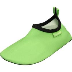 Playshoes Badeschuh uni grün